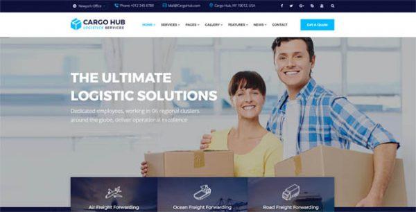Kargo web sitesi