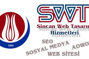 Sincan web tasarım hizmetleri