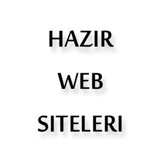 Hazir Web Siteleri