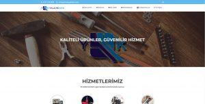 Yalçın Kaya Bilişim Web Sitesi