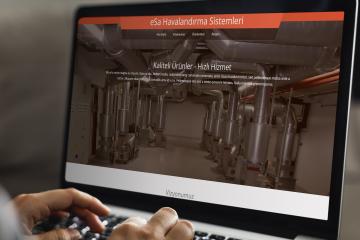 Hazır hava Sistemleri ve menfez web sitesi