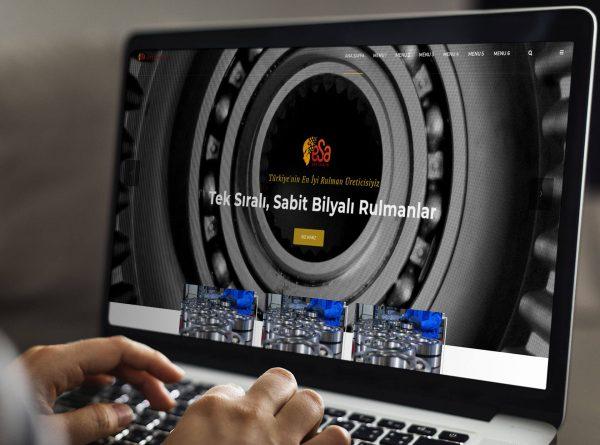 Rulman Web Sitesi