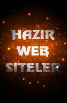 Hazır Web Sitesi Satın Al