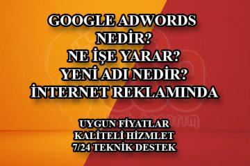 Google Adwords nedir? Google ADS ne işe yarar?