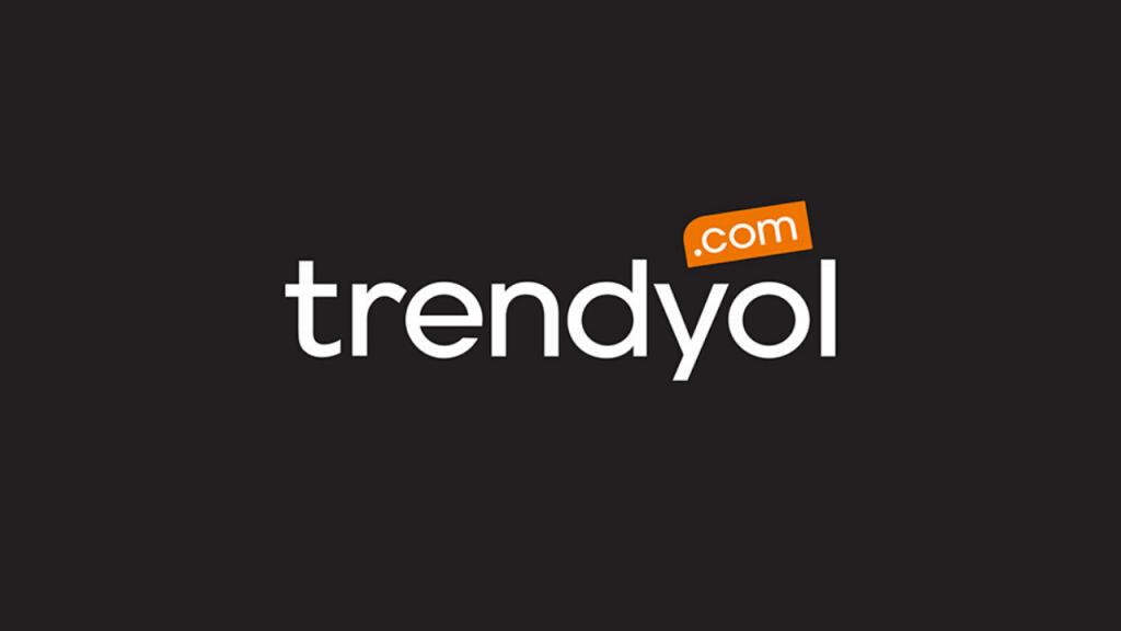 trendyol e-ticaret sitesi logosu